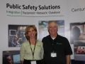 Silver Sponsor: CenturyLink - Tina Pursel and Tommy Thompson