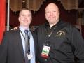 Joe Toth of Verizon, Second VP Jack Faenza