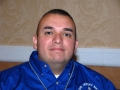 Jason Leczano, Chapter Secretary