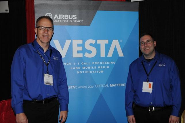 Airbus / Vesta - Gold Sponsors