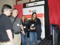 Thanks to our exhibitors and attendees.